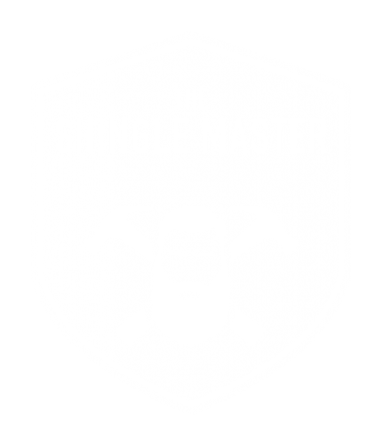 The Shingle Master logo white